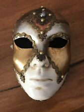 Insignia Venetian Masquerade Mask - Wearable
