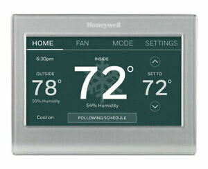 Honeywell Home Thermostat RTH9585WF Wi-Fi Smart Color Programmable Touch SEALED