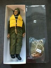 "Custom Dragon 1/6 Scale 12"" WWII Luftwaffe Stuka Pilot Crete 1941 Action Figure"