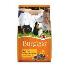 Burgess Excel Guinea Pig Nuggets 10kg