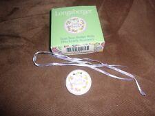 Longaberger 2000 Jelly Beans Basket Tie-On