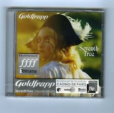 GOLDFRAPP CD (NEW) SEVENTH TREE