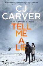 Tell Me A Lie (The Dan Forrester series),CJ Carver