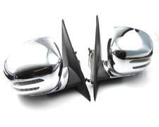 LED Chrom Spiegel mit Blinker Umfeldbeleuchtung Chrysler 300C 300 C