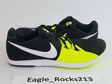 Nike Zoom Rival XC Cross County Track Shoes Spikes Mens 10.5 Womens 12 Black
