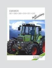 FENDT Farmer 307 308 309 310 311 312 Schlepper Original 1994