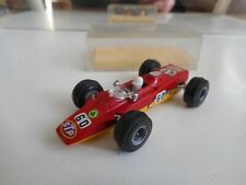 Champion STP Lotus Indy 56 Graham Hill in Red/yellow on 1:66 in Box