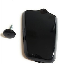black Battery tool side cover honda SS50 CL50 CL70 CD with latch knob