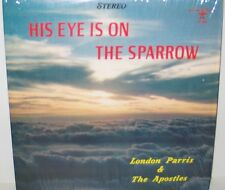 London Parris & The Apostles ‎– His Eye is on the Sparrow LP Vinyl
