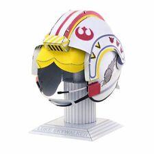 Tenyo Metallic Nano Puzzle Star Wars Luke Skywalker Helmet