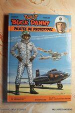 TOUT BUCK DANNY N°8 (1345C.) PILOTES DE PROTOTYPES 1986 TRES BON ETAT  1ERE EDIT