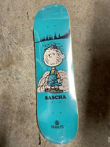 Element Skateboards x Peanuts Pigpen Sascha Skateboard Deck