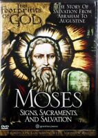 Moses: Signs, Sacraments, And Salvation The Footprints of God Series NEW DVD