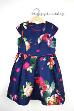 Baker By Ted Baker Girls' Floral Print Party Dress Size 8