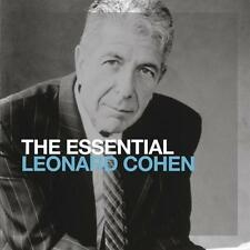 LEONARD COHEN ( NEW SEALED 2 CD SET ) THE ESSENTIAL GREATEST HITS / VERY BEST OF