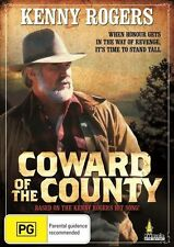 Coward Of The County (DVD) Kenny Rogers Hit Song [All Regions] NEW/SEALED