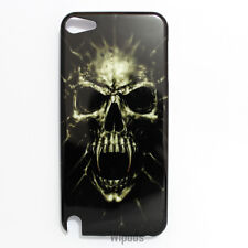 Horror Skull Hard Case Cover Skin for Apple iPod Touch 5 Gen 5th Generation G5