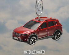 2017 Mazda CX-5 SUV Compact Crossover Custom Christmas Ornament 1/64 C-SUV