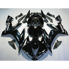 Injection Molded Fairing Set Fit For YAMAHA YZF R1 YZF-R1 2004-2006 05 Black