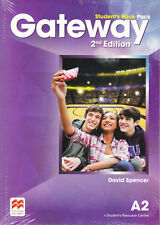 Macmillan GATEWAY A2 2nd Edition Student's Book Pack w Resource Centre Acc @NEW@