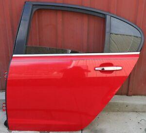 2014-2017 Chevy SS Sedan RED LH Driver Side Rear Power Door USED OEM GM