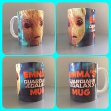 personalised mug cup guardians of the galaxy i am groot baby star-lord drax