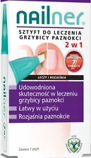 NAILNER sztyft do leczenia grzybicy paznokci 2w1 nail fungus treatment stick