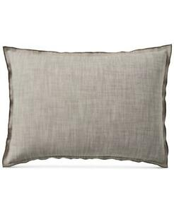 """Hotel Collection 100% Cotton Pebble Diamond Quilted Standard Sham 20"""" x 28"""""""