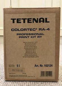 Tetenal Colortec RA4 Professional Kit (5 litres)