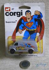 Corgi Superman Diecast Vehicles