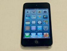 Apple A1367 iPod Touch 32GB Touchscreen 4th Generation MP3 Player Black *Tested*