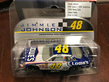 2006 Jimmie Johnson Lowes 60th Anniversary car 1:64 scale
