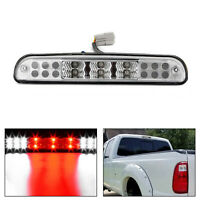 Clear LED Rear 3rd Third Brake Light Cargo Lamp Fits 1999-2016 Ford F-250 F-350