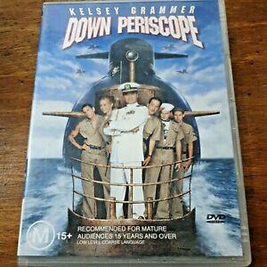 Down Periscope DVD R4 Like New! FREE POST