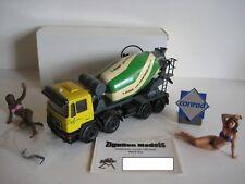 MAN F 90 4-ACHS MEBIN BETONMISCHER #6164 CONRAD 1:50 OVP
