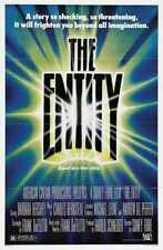 Entity Poster 01 Metal Sign A4 12x8 Aluminium