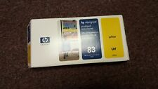 HP #83 Yellow UV Printhead and Cleaner C4963A  June 2018 Warranty