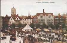 Salisbury Market, England - UNITED KINGDOM