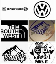 Custom Vinyl Stickers and Decals Service For Cars Vans Vw Transporter T4 T5