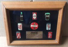 Coca Cola Pin Set ~Limited Edition *RARE (VERY LOW EDITION NUMBER 0062 of 1,000)