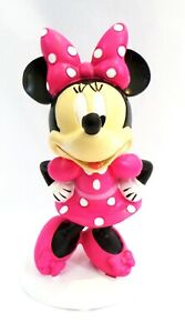 """Minnie Mouse resin figurine, DI580, approx 5"""" tall"""