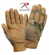 Rothco 4426 Lightweight All Purpose Duty Gloves - MultiCam