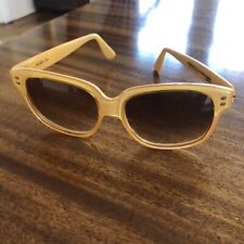 Emanuelle Khanh Vintage Gold Frames 8080 39