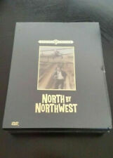 """""""North By Northwest"""" (Cary Grant / Alfred Hitchcock) Special Deluxe Dvd Box set"""