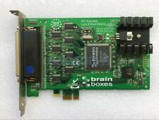 Brain Boxes PCI Express Serial Card 25 Pin Lynx 8 Port RS232 PX-275/PX-279B