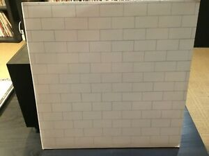 Pink Floyd The Wall 1979 1st Press Columbia PC2 36183 2LP Nice Solid VG+ Set