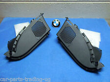 Bmw e36 318ti Compact Window shelf new set support holder trunk right left rear