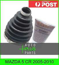 Fits MAZDA 5 CR 2005-2010 - Boot Outer Cv Joint Kit 83X107X24.5