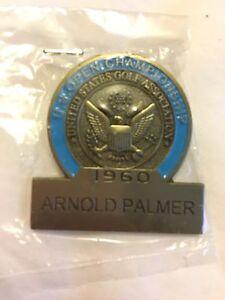 Arnold Palmer 2017 U.S. Open Golf Pin 1960 Contestant Pin Erin Hills WI USGA