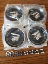 1967-1970 MERCURY COUGAR STYLED STEEL WHEEL CAPS